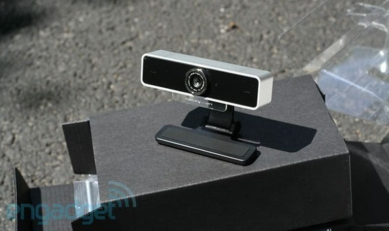 HD webcam 3-way shootout: SkypeHD's best take on Logitech