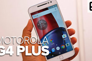Early Look at the Moto G4 Plus