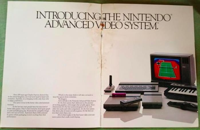 The NES before it was the NES (and the knitting machine that almost was)