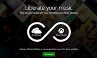 OneDrive link to Xbox Music puts your MP3s in the cloud for free