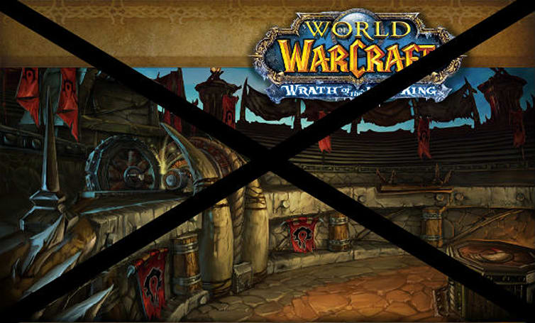 Mists of Pandaria Beta: Certain PvP maps may be blacklistable