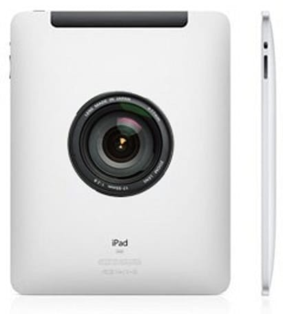 Next iPad's camera supplier outs itself in Taiwan Stock Exchange filing?