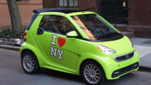 Taking the US-bound Smart Electric Drive for a spin (video)