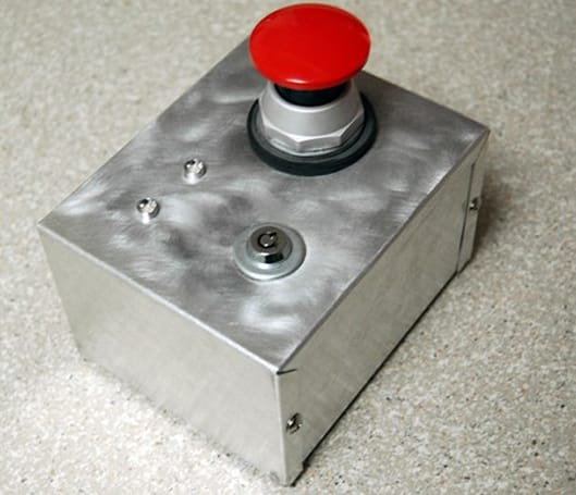 Emergency Party Button turns cribs to clubs in seconds flat