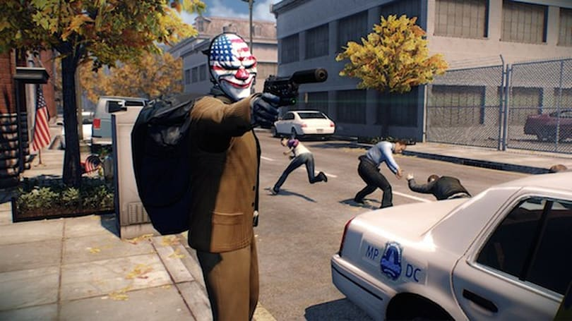 Payday 2: Crimewave Edition plans heists for Xbox One, PS4