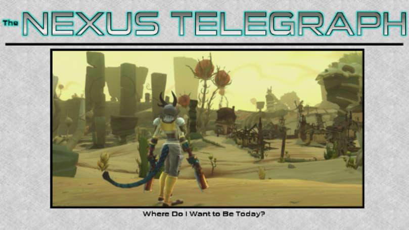 The Nexus Telegraph: Stuff the endgame needs in WildStar