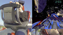 Oculus Rift turns rollercoaster ride into a virtual shooter
