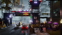 Sucker Punch scans random faces for crowds in Infamous: Second Son
