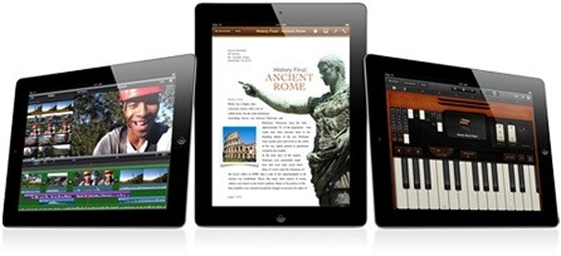 Canadian carriers Bell, Telus say they're working on iPad 2 data plans