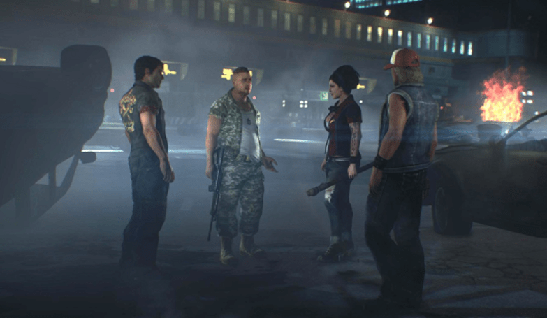Dead Rising 3 networking suffered with more than two players