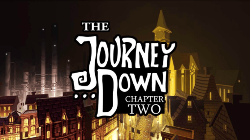 The Journey Down: Chapter Two is a must have