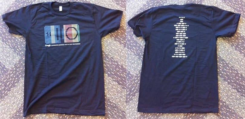 Google I/O 2011 T-shirt puzzle solved, reveals the droid you've been looking for