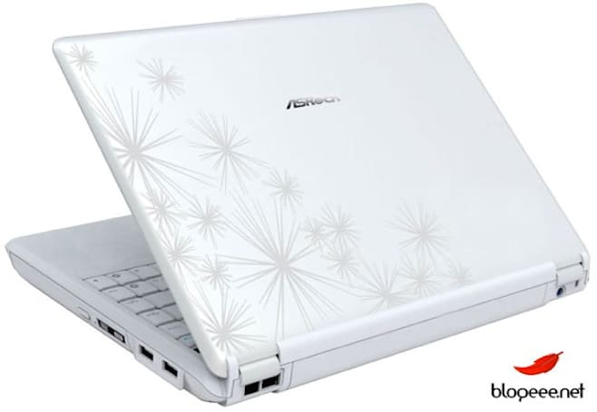 ASRock Multibook G22 packs Ion, Atom 330 and a multitouch trackpad into 12-inch laptop