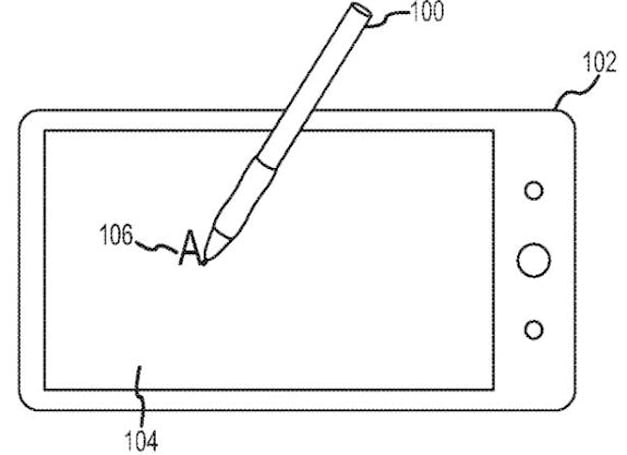 Apple patent apps describe 'smart' pens for notetaking and long-distance doodling