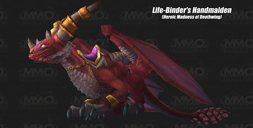Patch 4.3's mounts and how to get them