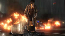 PS3 thriller Beyond: Two Souls lets players use the iPhone as a controller