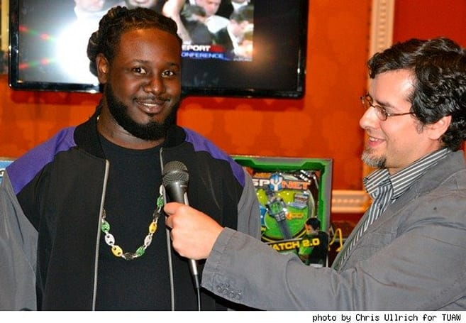 TUAW talks to T-Pain at CES ShowStoppers 2011