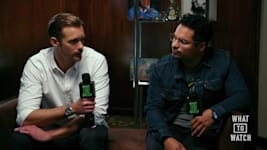 Michael Peña and Alexander Skarsgård Are Bringing Back The Buddy Cop Comedy