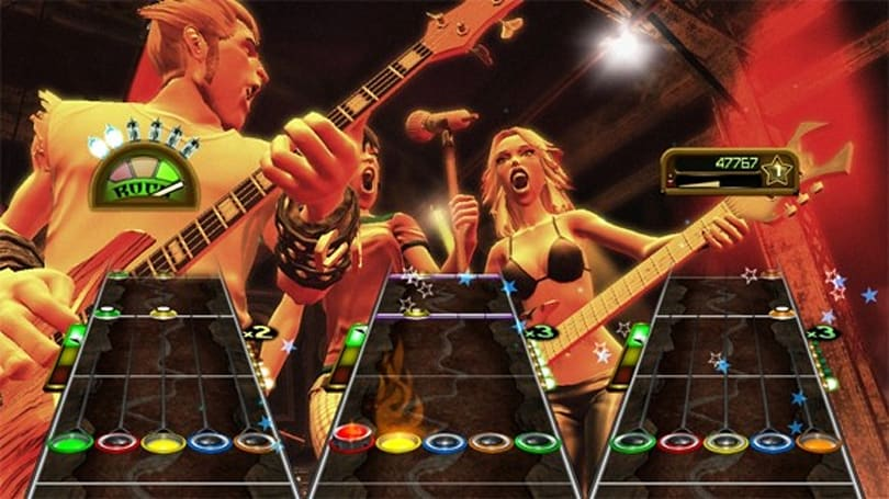 Guitar Hero Smash Hits demo rocks Xbox Live