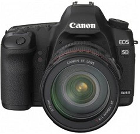 Canon EOS 5D Mark II 2.0.4 firmware said to fix audio, reputation