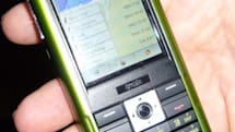 "Trolltech's Linux-based ""Greenphone"" for developers"
