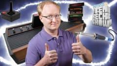 Ben Heck's portable Atari 2600