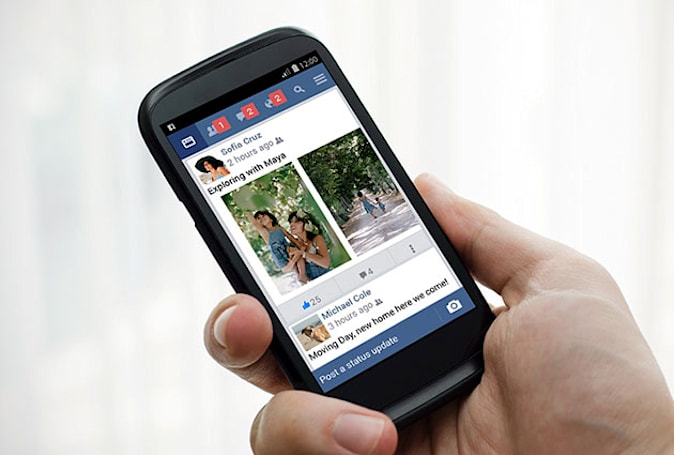 Facebook Lite uses less storage and bandwidth for emerging markets