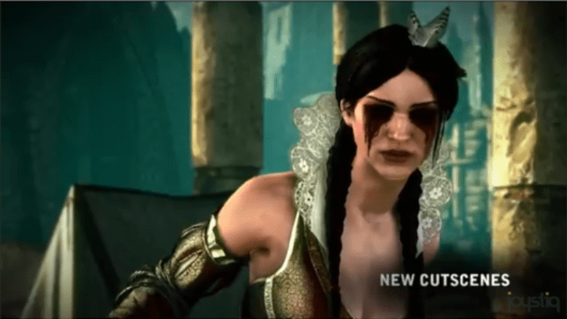 New Witcher 2 trailer details new and improved newness, Dark Edition