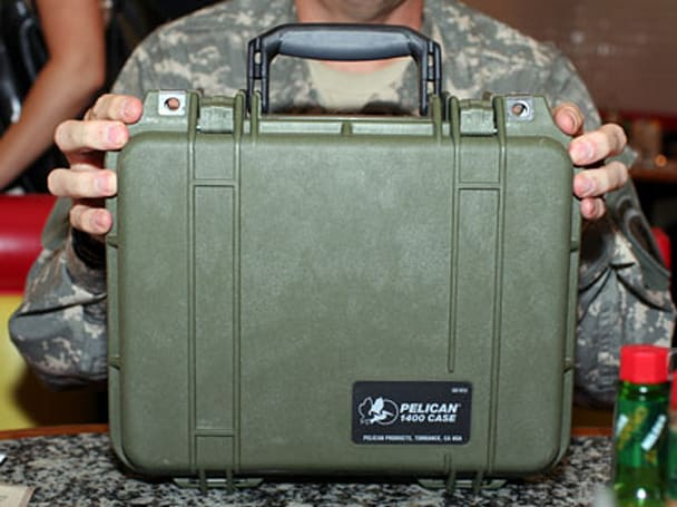 Hacker's project sends media-filled hard drives to troops