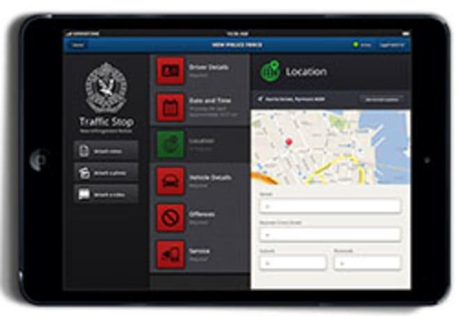 iPads help Aussie police issue traffic tickets