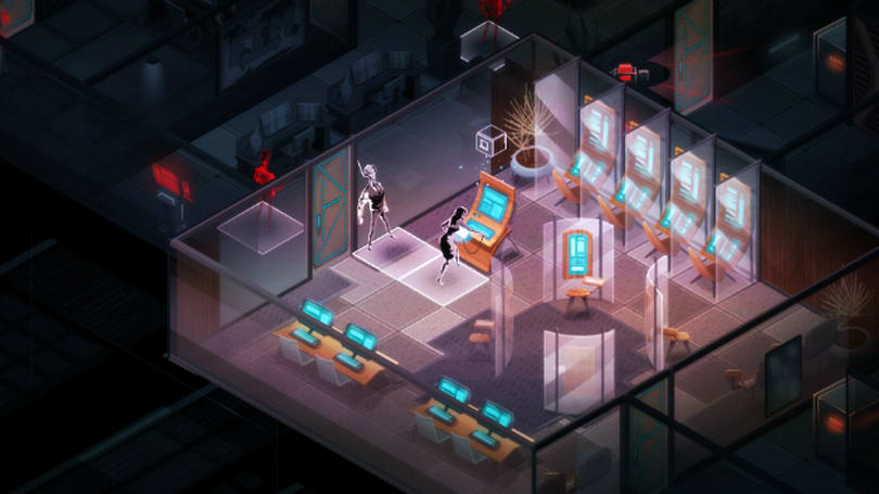 Retro-futuristic stealth game 'Invisible, Inc.' hits Steam in May