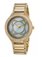 Michael Kors Kerry Gold-Tone Stainless