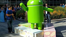 Android N 定名「Nougat」