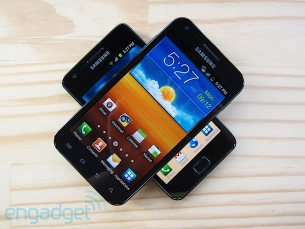 Sprint Epic 4G Touch (Update: but not US Cellular Galaxy S II) ICS update is official, start rolling out today