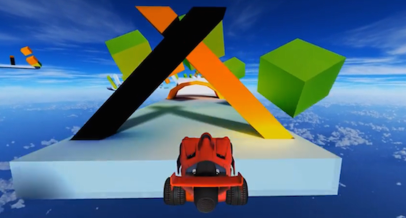 Jet Car Stunts flipping onto PSN, XBLA, PC this summer