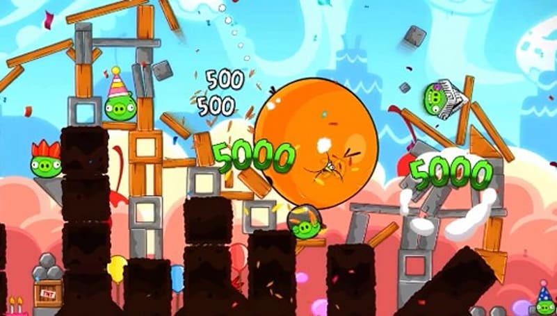 Angry Birds Trilogy 'Anger Management' DLC brings back 130 levels for $5