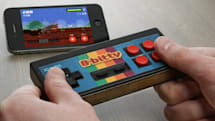 iCade 8-bitty is your iOS device's new wireless NES controller