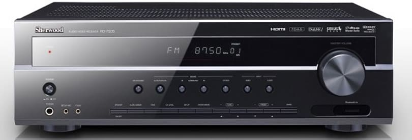 Sherwood tosses two new receivers into the CEDIA fray