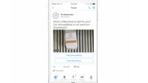 Twitterの新たな広告ツール『カンバセーショナルカード』、ユーザーはプロモツイートを好きなハッシュタグで拡散可能に