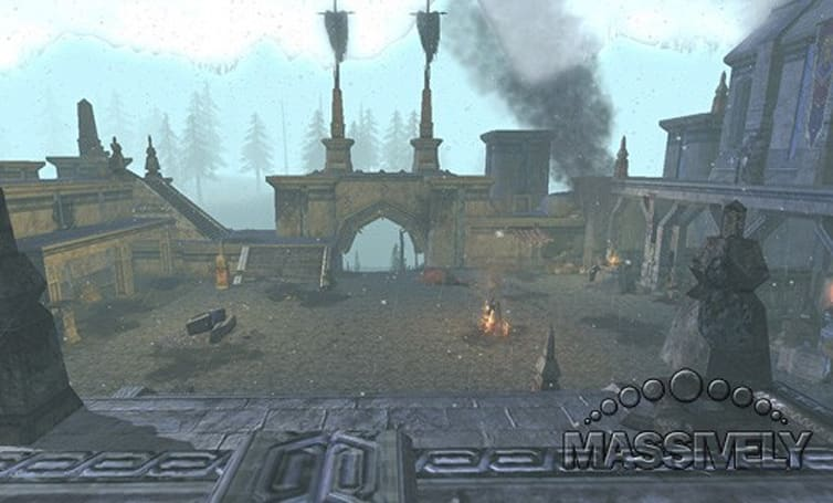 The Stream Team: Surviving Lord of the Rings Online's skirmishes solo