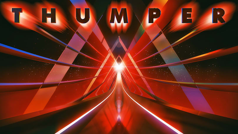 'Thumper' might just be the most intense VR game yet