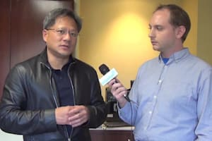 An Interview with NVIDIA CEO Jen-Hsun Huang