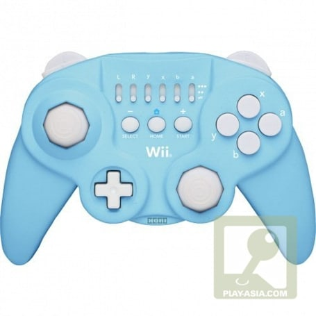 Hori's Wii Classic Controller: if you're really into autofire