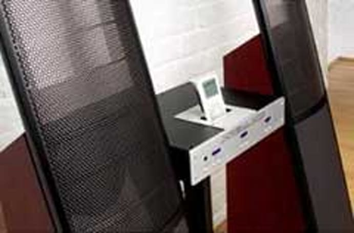 Krell, MartinLogan ElectroKID bundle takes iPod docks to new levels of excess