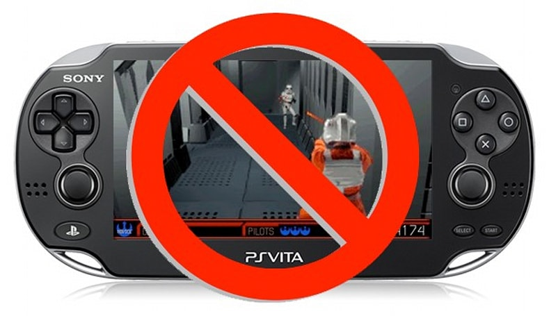 PlayStation Vita won't play grandpa's games -- for now