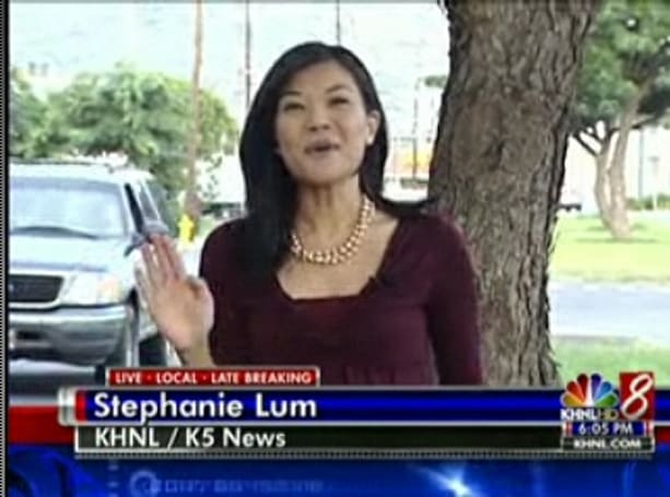 KHNL NBC 8 launches HD news in Hawaii
