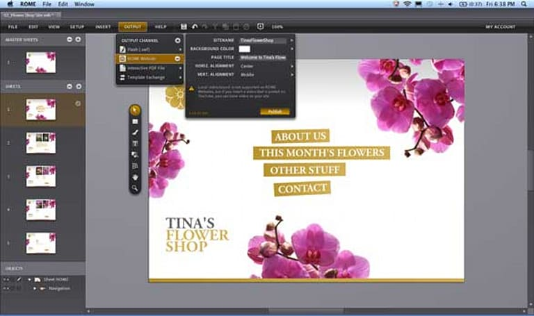 Adobe launches Project ROME preview, all-in-one content creation/publishing
