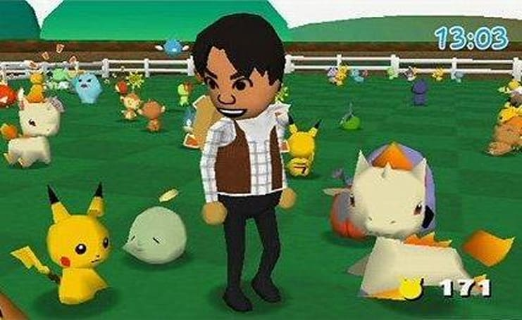 Europeans, stroll through My Pokemon Ranch this Friday
