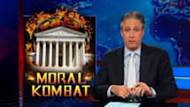 Jon Stewart kombats mortally with Supreme Court decision
