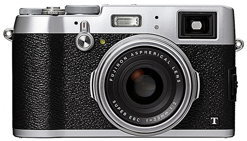 Fujifilm's new retro cameras pack smarter viewfinders and more controls